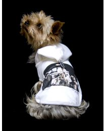 Rolling Stones T-shirt with Hood